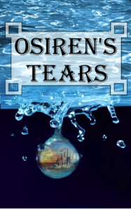 Another concept cover for Osiren's Tears