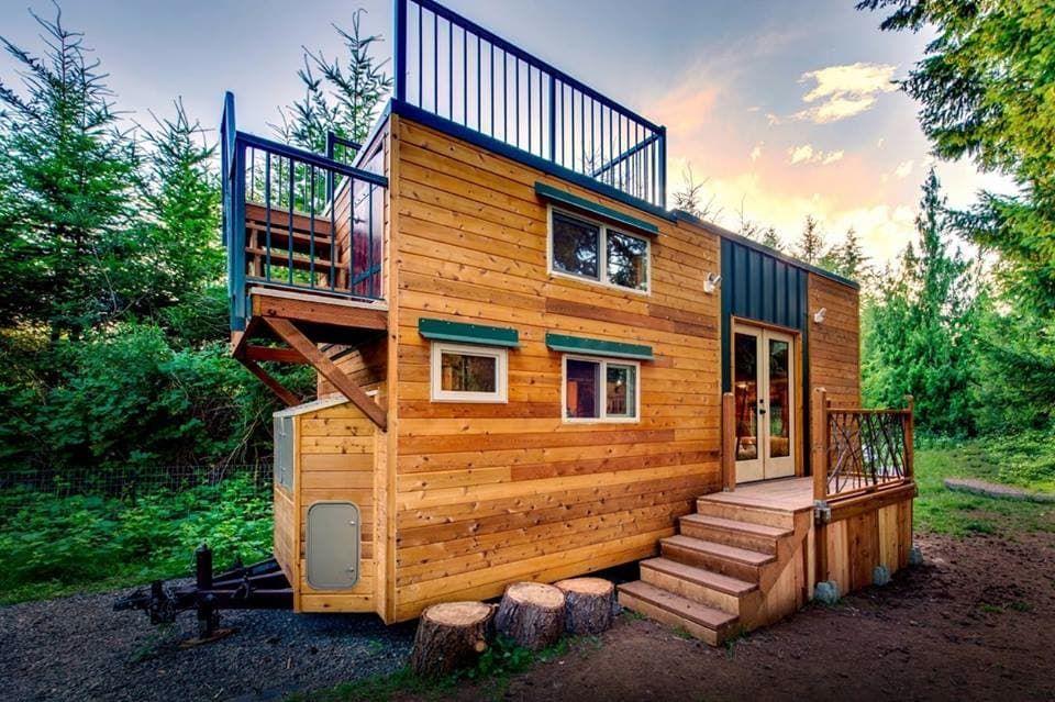 5min tiny house dreams - A Tiny House